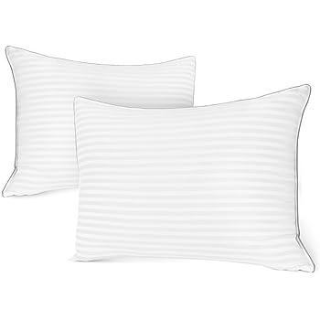 Amazon Com Italian Luxury Plush Gel Pillows 2100 Series