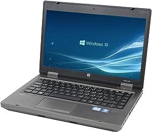 HP Probook 6460B Notebook PC - Intel I5 2520M 2.5ghz 4Ggb 250gb 14.0in Windows 10 Professional (Renewedd)