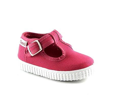 Cienta Sneakers Fille Fuchsia, 28