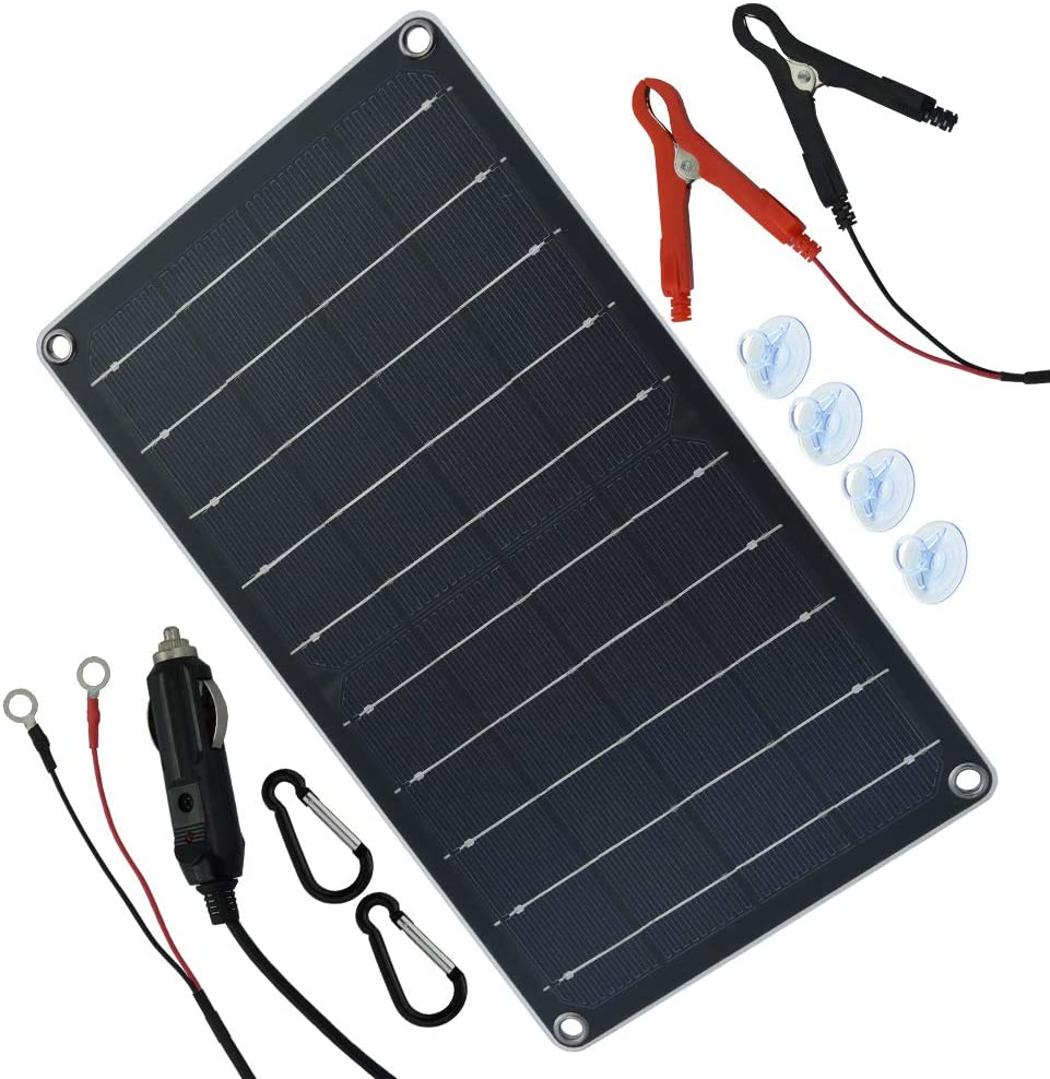 TP-Solar Solar Panel Car Battery Charger