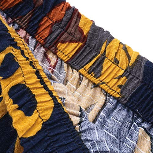 Da Con Larghi Pantaloni Casual Vintage Tasche Bluestercool Navy Donna AwYIxx