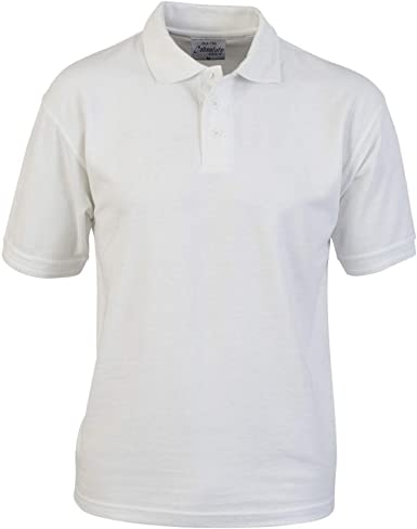 Absolute Apparel - Polo Titan para Hombre (3XL/Blanco): Amazon.es ...
