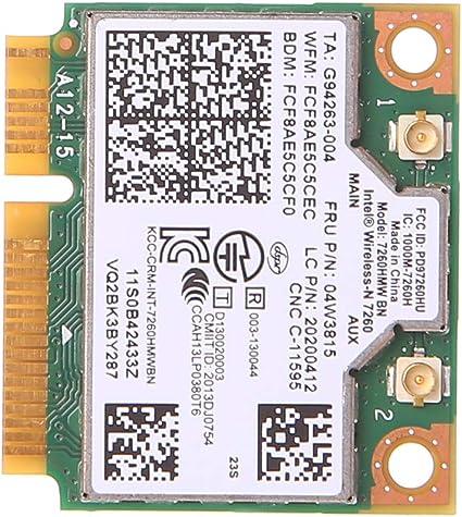 AR5B225/- Scheda di memoria migliore della 1030/6235/6230 Bluetooth 4.0,/MINI PCI-E Half Atheros WiFi