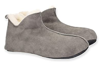 53d4ec45317 Yeti & Sons Hand Crafted Luxury Women's 100% Sheepskin Ankle Boot ...