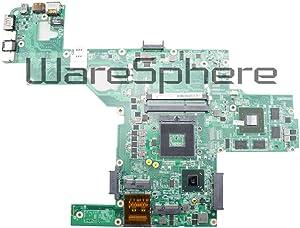 DELL 714WC Dell XPS 15 L502X Intel Laptop Motherboard s989, 31QM6MB00T0, 31