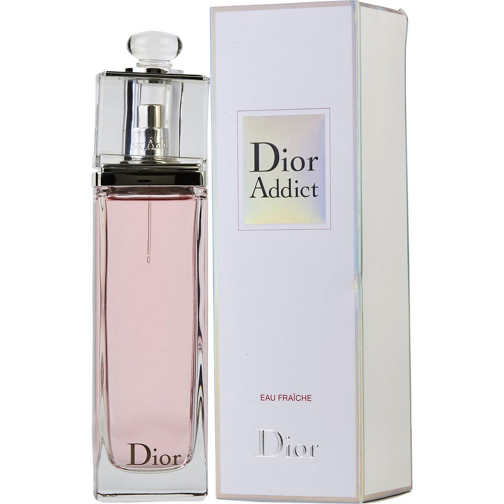 DIOR ADDICT by Christian Dior EAU FRAICHE EDT SPRAY 3.4 OZ (NEW PACKAGING) for WOMEN ---(Package Of 6)