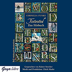 Tintentod (Tintenwelt 3) Audiobook