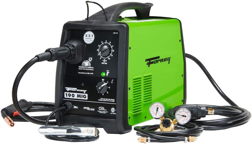 Forney 318 190-Amp MIG Welder