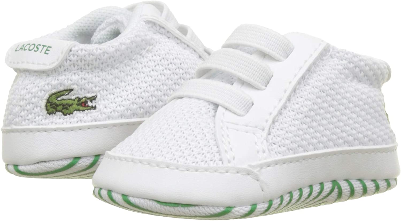 Lacoste L.12.12 Crib 318 1 Cab Chaussures de Naissance Mixte b/éb/é