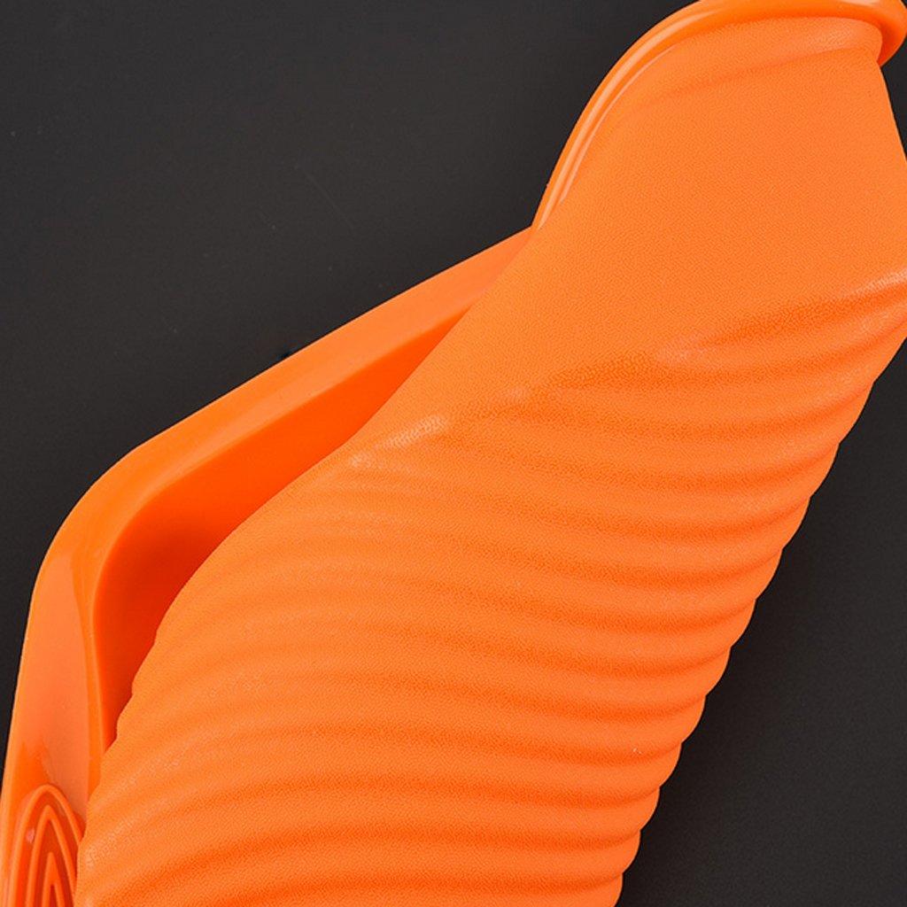 26.5x25cm MagiDeal Silikonbackform Kuchen Backform Kuchenform Brotbackform Obstbodenform antihaftbeschichtet Orange