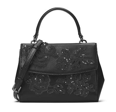 599fbf4d2b94 AVA EXTRA-SMALL LEATHER CROSSBODY  Handbags  Amazon.com