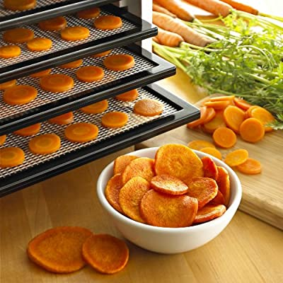 Excalibur 9 Tray Deluxe Dehydrator by Omega Juicers