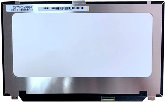 "Replacement 12.5"" 1920x1080 FHD IPS LCD LED Display Screen Panel NV125FHM-N41 for Latitude 12 7280 E7280 P28S P28S001 (Non-Touch)"