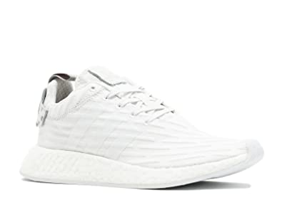 64ff8e4b0 Image Unavailable. Image not available for. Color  adidas Womens NMD R2  Primeknit Running Shoes in Vintage White ...
