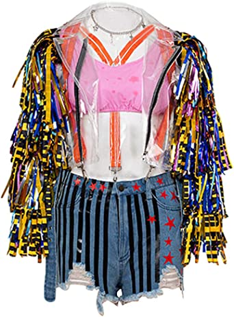 COSKING Disfraz de Harley Quinn para Mujer, de la película Birds ...