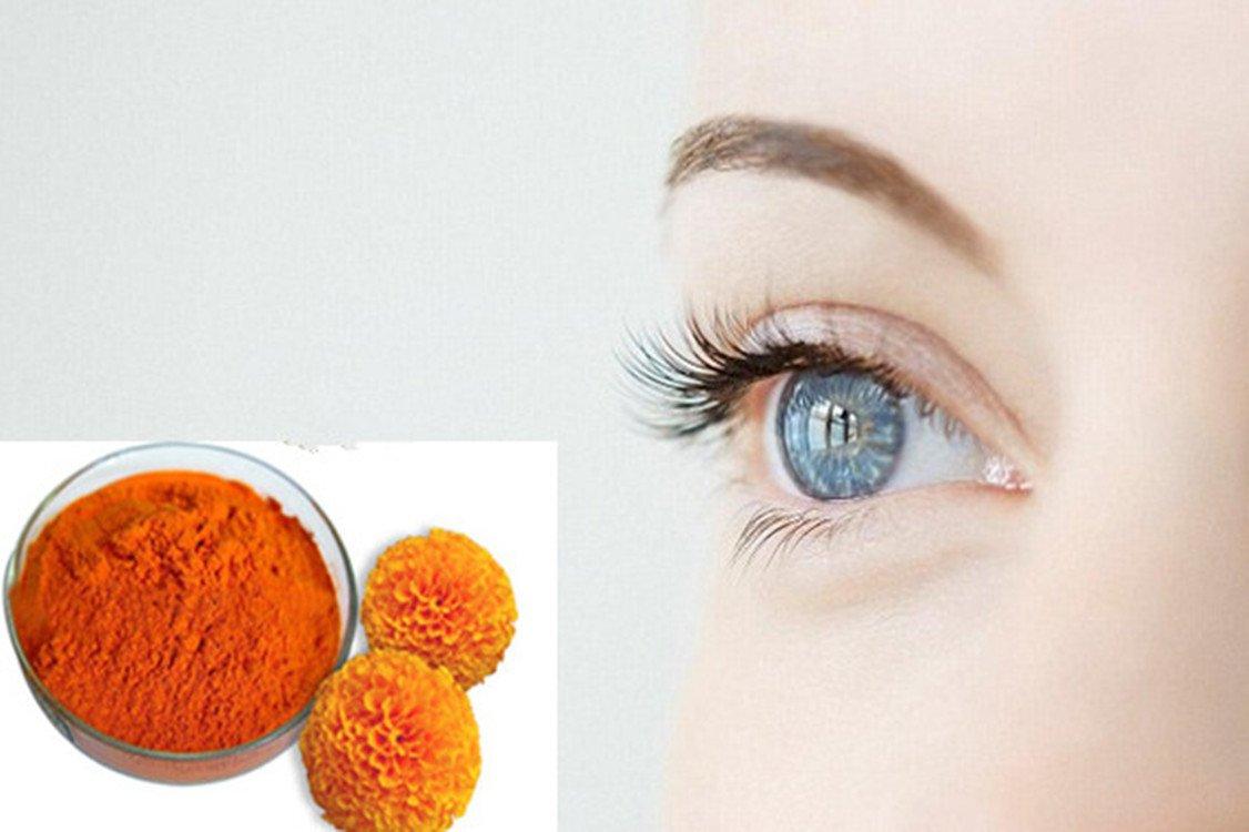 DR T&T™ルテインゼアキサンチンメソゼアキサンチン20%粉100g/ Lutein Zeaxanthin Meso-Zeaxanthin 20% powder B0778QGSY5