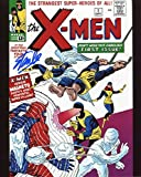 Stan Lee x-men #1 Signed / Autographed 8x10 Glossy Photo. Includes Fanexpo Certificate of Authenticity and Proof of signing. Entertainment Autograph Original. Thor, Iron Man, Hulk, Wasp, Ant Man