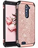 zte imperial cell phone covers - ZTE ZMax Pro Case,ZTE Carry Z981 Case,ZTE Grand X Max 2 Case,ZTE Imperial Max Case, BENTOBEN Bling Slim Hard Cover Shockproof Protective Case for ZTE Zmax Pro Z981/Grand X Max 2/Imperial Max Rose Gold