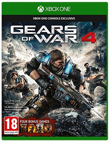 Gears War 4 Xbox One