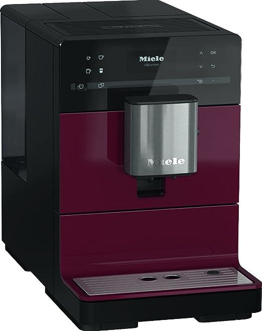 Miele cafetera eléctrica cm 5300 Ro rojo 1,3 litro 220 Watt ...