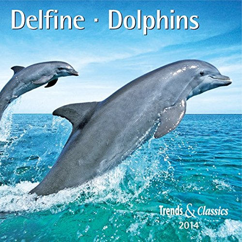 Delfine - Dolphins 2014. Trends & Classics Kalender