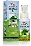 Gel calmante de aloe para bebés y niños - Ingredientes orgánicos, 70 ml