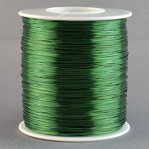 22 Gauge Magnet Wire for Science Projects One Pound Enameled Copper Wire w//Working Temperature 356 F for School and Lab