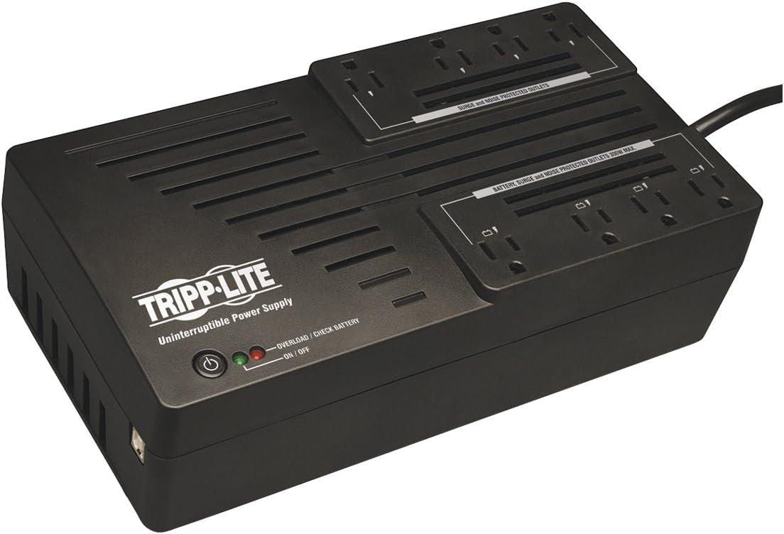 DSL 120V Tripp Lite 700VA AVR UPS TEL