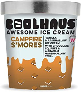 product image for Coolhaus Ice Cream, Campfire S'mores, 1 Pint