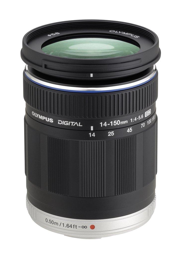 Olympus M.Zuiko Digital - Zoom lens - 14 mm - 150 mm - f/4.0-5.6 ED - Micro Four Thirds - for Olympus E-PL5   B0035LBRMQ