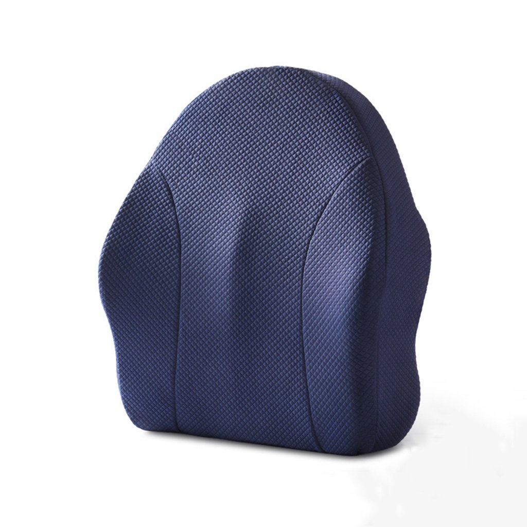 Lumbar Pillows Bed Pillows Positioners Cushion Memory Cotton car seat Back Pillow, Office Chair Waist Lumbar Cushion, Pregnant Women Washable Cushion Tatami