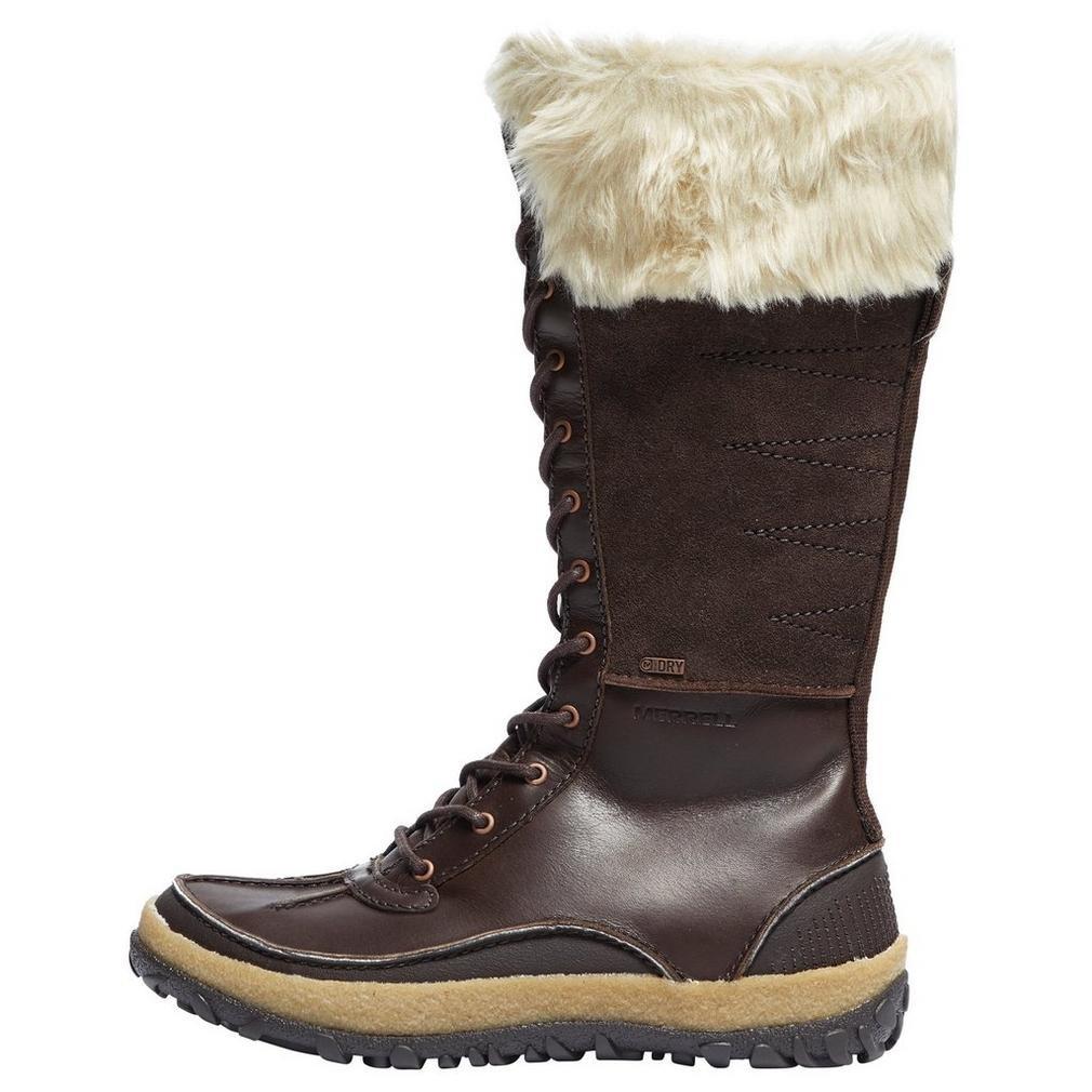 Merrell Tremblant Tall Polar WTPF Womens Boots UK 5 Espresso