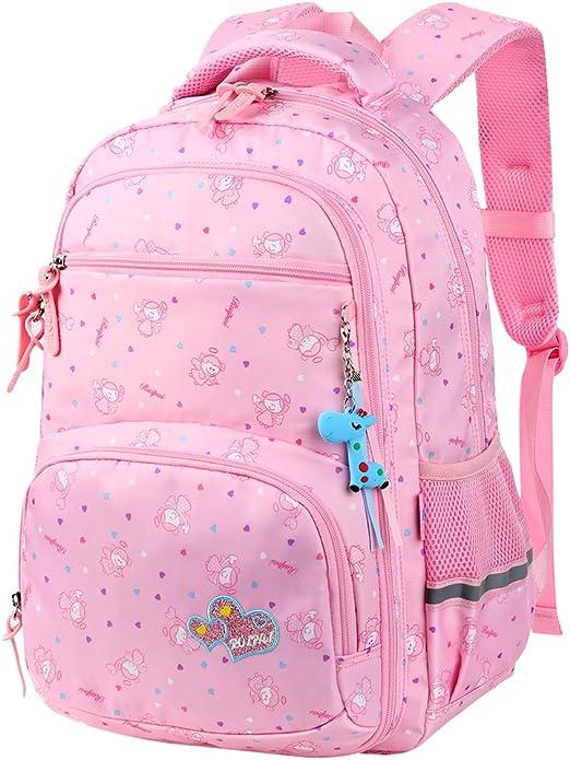 Amazon Com Vbiger Girls School Backpack Cute School Bag Bookbag
