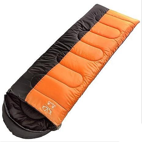 Royal Veces portátil Saco de Dormir, fácil Saco de Dormir con Cremallera Interior y Exterior