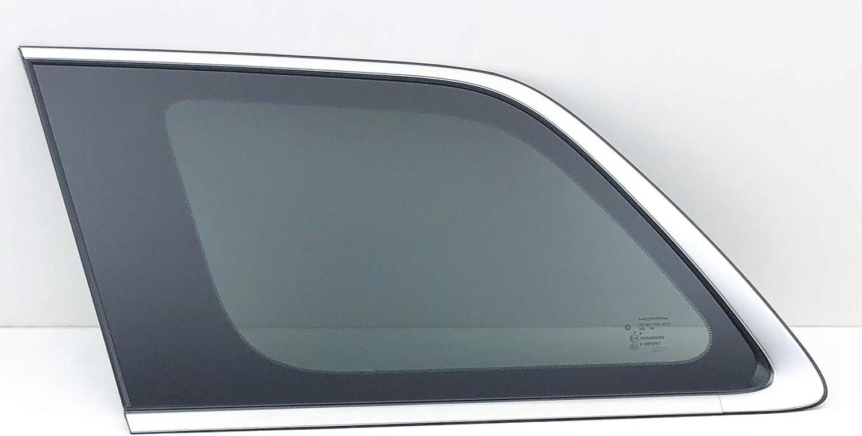 2014-2017 Jeep Cherokee Passenger Side Rear Right Door Window Glass