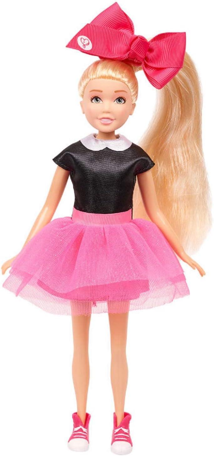 Brand New Jojo Siwa You Be You Doll 6 inch Nickelodeon Super Cute FREE SHIPPING!