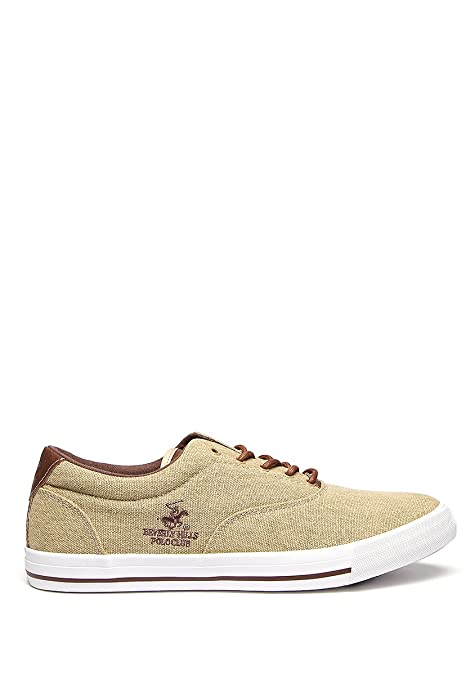 Zapatos beige Beverly Hills Polo Club para hombre