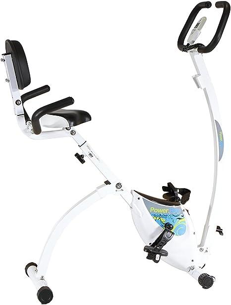 Tecnovita by BH Power Bike YF920 Bicicleta estática. Asiento con ...