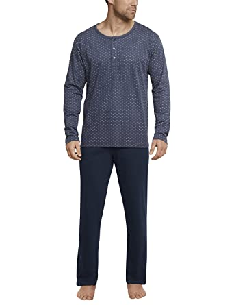 Mens Anzug Lang Pyjama Sets Schiesser Cheap With Mastercard egBmSa
