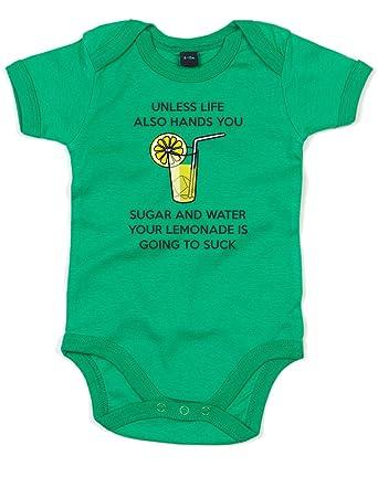 Your Lemonade Is Going To Suck Gedruckt Baby Strampler Amazon De