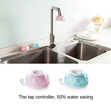 Ever Mall Plastic Kitchen Sink Faucet Sprayer Nozzle Attachment 4