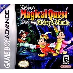 Disney's Magical Quest Starring Minnie & Mickey