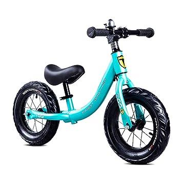 Equilibrio Bicicleta sin Pedales Bicicleta niños de 2 a 6 años de ...