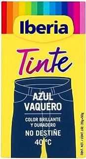 Iberia Tinte Gris para Ropa - 70 gr: Amazon.es: Belleza