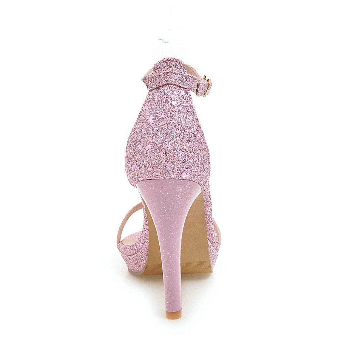 Woherren schuhe Comfort Sandals Walking Walking Walking schuhe   Damen Sandalen   Sandalette Die Vereinigten Staaten und Europa, wasserfeste Sandalen   Frauen groß, hochhackigen Sandalen e29e18