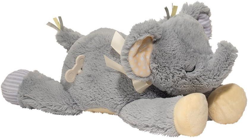 Douglas Baby Gray Elephant Musical Plush Stuffed Animal