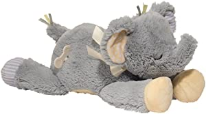 Douglas Baby Gray Elephant Musical Plush Stuffed Animal