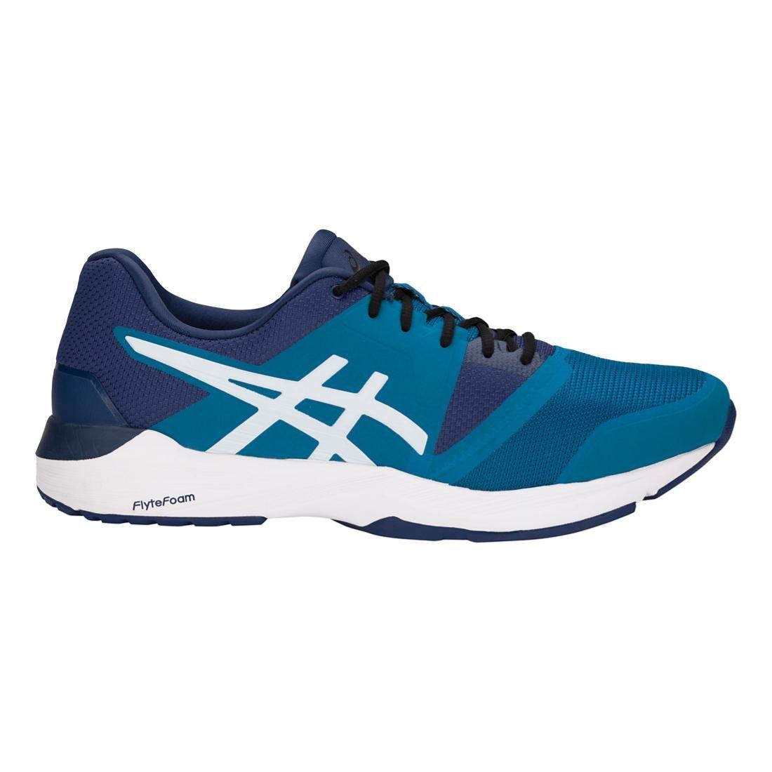 ASICS Men's Gel-Quest FF Running Shoe B07DNHXTXV 9.5 D(M) US|Race Blue/White