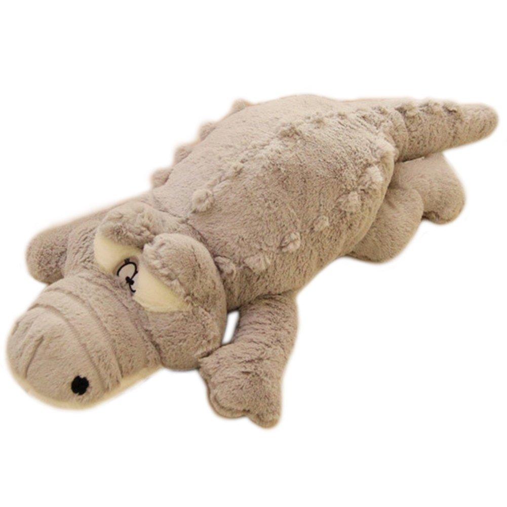 VERUS Crocodile Plush Toys Sleeping Cushion Pillow 79 inches by VERCART