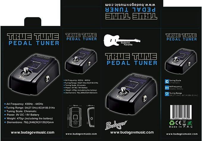 Budagov Guitars Accessories TRUE TUNE product image 4